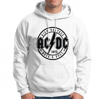 AC-DC - Hoodies White