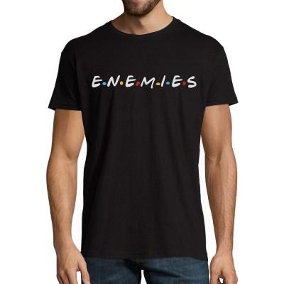 Enemies - Black