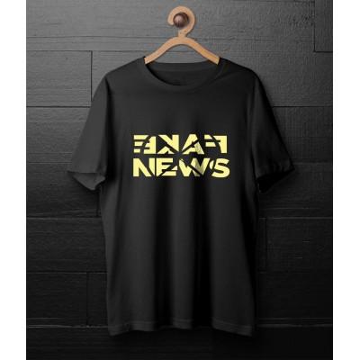 Fake news - Black