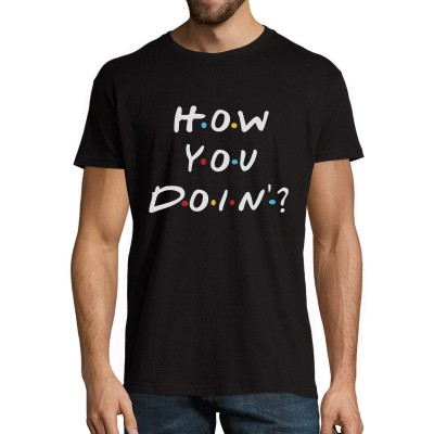 How you doin? - Black
