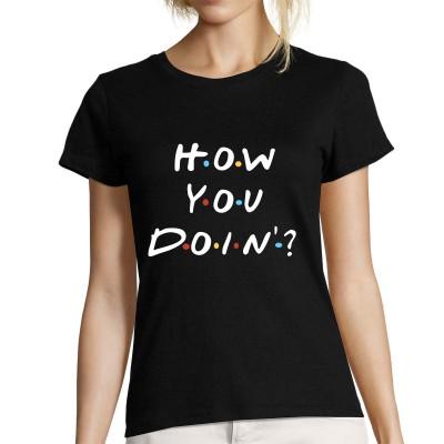 How you doin? W-Black