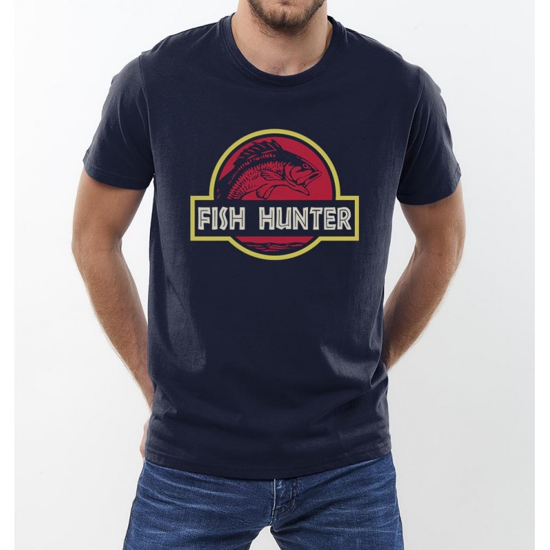 fish hunter - Navy
