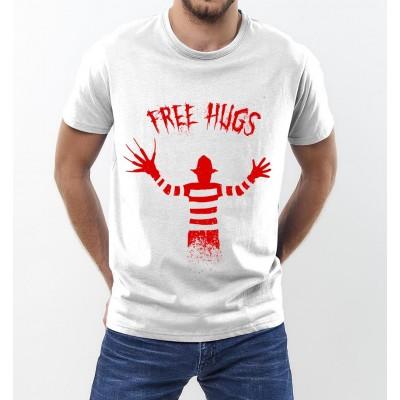 free hugs - White