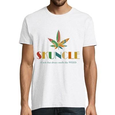 SKUNCLE - White