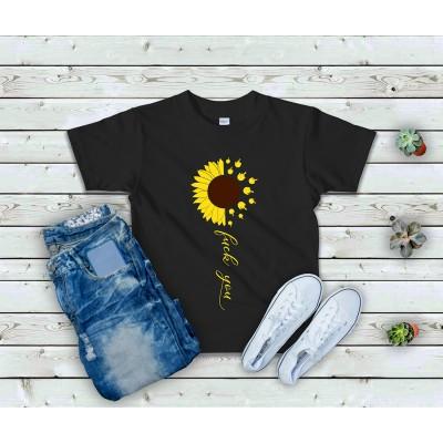 Sunflower - Ladies Black